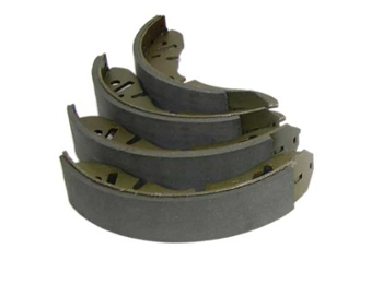 Classic Austin Mini Rear Brake Shoe Set Of 4 Or Front To 1964