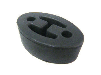 Rubber Exhaust Mount, Late Mini