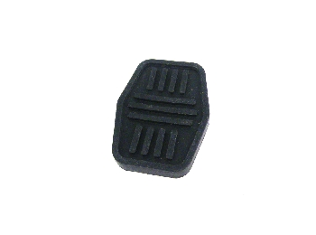 Pad Pedal Rubber Brake / Clutch 6-sided Mkiv To 1990