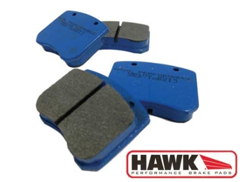 Pads Brake Pads Hawk Blue Mini Cooper S For 7.5
