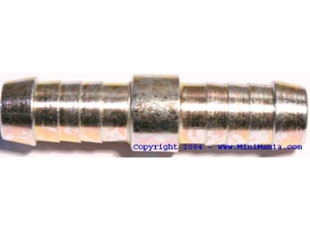 Classic Austin Mini 1/2 To 1/2 Hose Connector For Oil Or Water Pipes