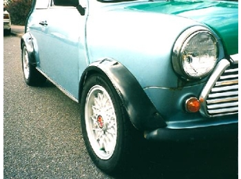 Mini & Cooper Group 5 Arch Narrow 3 - Budget Type (flares)