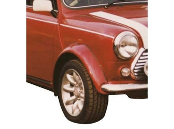 Austin Mini Sportpak Wheel Arch Set