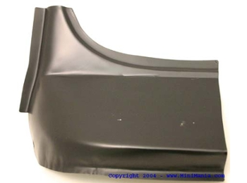Mini & Mini Cooper Windshield Corner Panel Right Hand