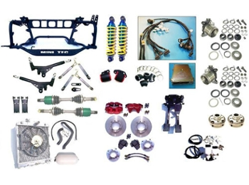 Ultimate Package D Series Vtec Honda