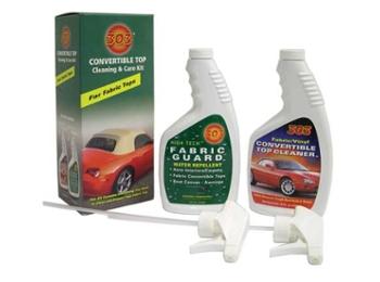 303 Convertible Top Care Kit (fabric) Bmw & Mini Convertbl