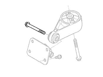 Mini Cooper S R53 Engine Mount