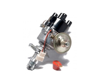 Austin Mini 45d Electronic Distributor With Powermax Red Rotor Pre A+