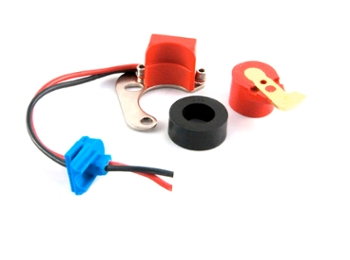 Austin Mini Electronic Ignition Kit For The 25d Dist. Positive Ground