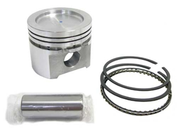 Russell Engineering 72.5mm Dished Piston Set