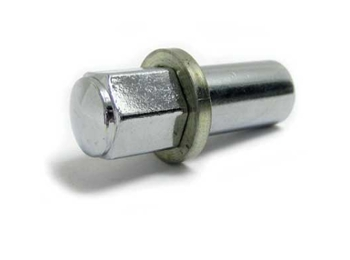 Chrome Revolution Sleeve Wheel Lug Nut .68diameter