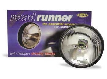 Austin Mini Round Fog Lamp Made By Ring