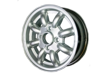 4.5 X 12 Replica Cooper Alloy Wheel