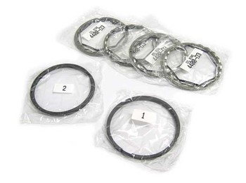Piston Ring Set 998cc+.040 Russell Engineering