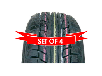 Austin Mini 145/70/12 Nankang Sv-2 Winter Tire Set Of 4