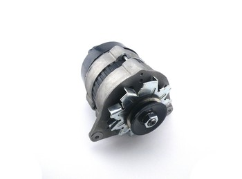 Used, Geu205 34a Alternator