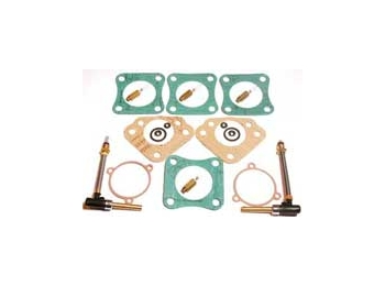 Carburetor Repair Kit - Twin Carb Hs6 - 1 3/4