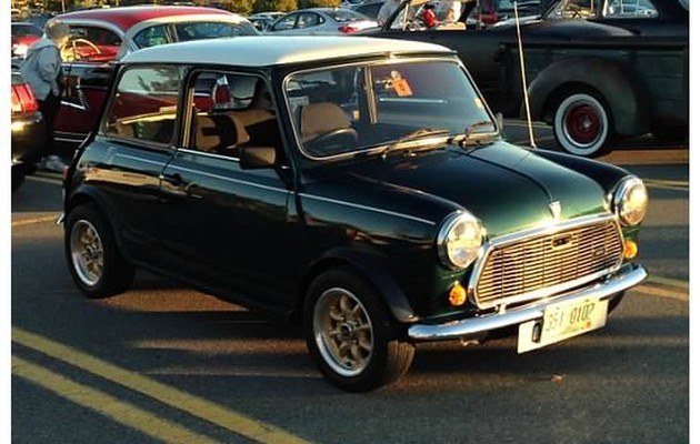 for sale 1976 mini cooper sedan. Black Bedroom Furniture Sets. Home Design Ideas