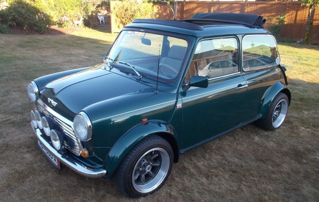 for sale 1968 mini cooper sedan 13900. Black Bedroom Furniture Sets. Home Design Ideas