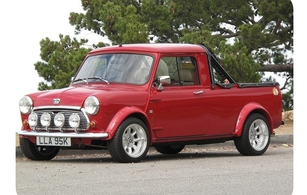 For Sale: 1972 Austin Mini Pickup (13816)