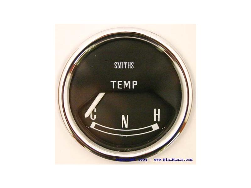 Classic Mini Smiths Water Temperature Gauge Electr