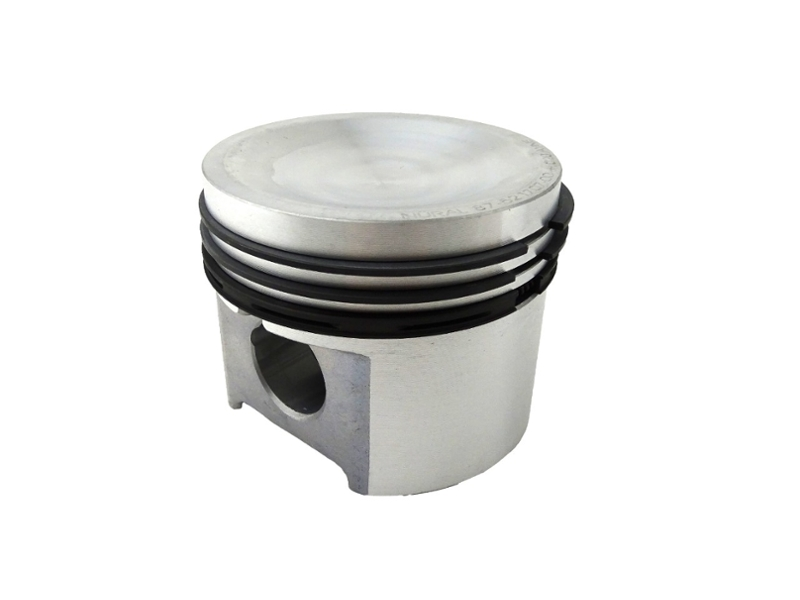 1275 Std 8.8:1 Metro Piston Set With Rings & Pins