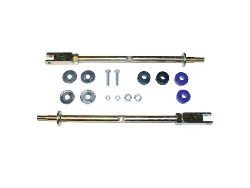 Classic Austin Mini Cooper Tie Bar Kit With Bushes And Hardware