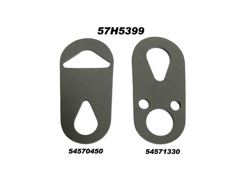 Mki Mini & Cooper Tail Lamp Light Sedan Gasket Set (2 Pc