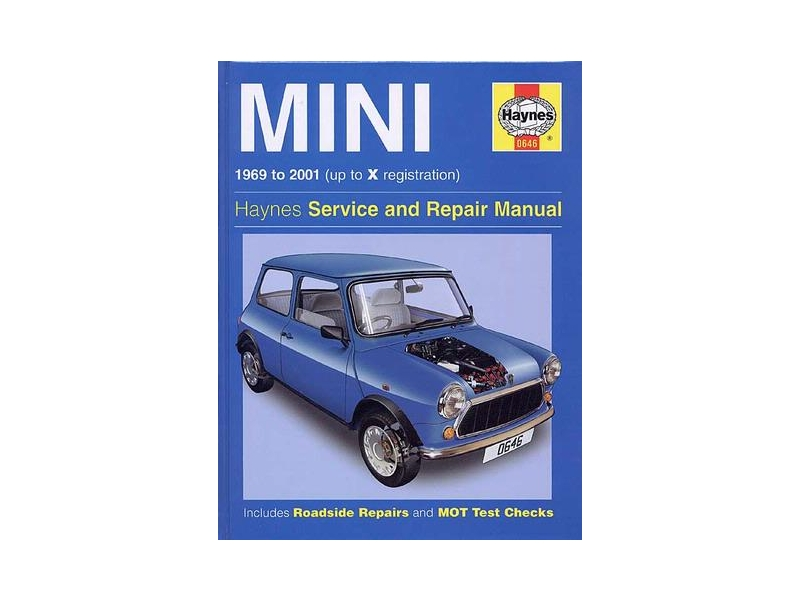 Austin Mini Ignition Tune-up Kit With Manual 74-80 45d Dist