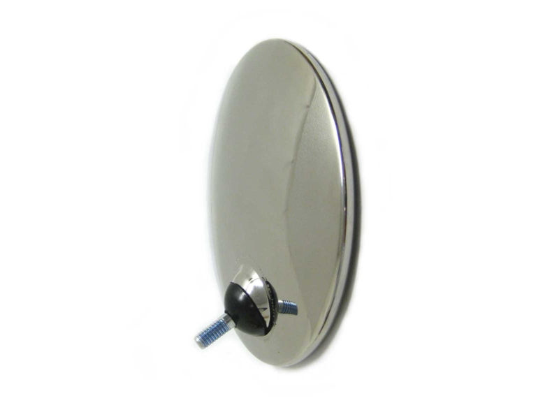 Classic Austin Mini Tex Mirror Head Convex Less Arm