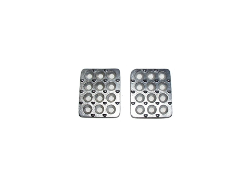 Alloy Pedal Pads Race Pair_ Mini & Mini Cooper S