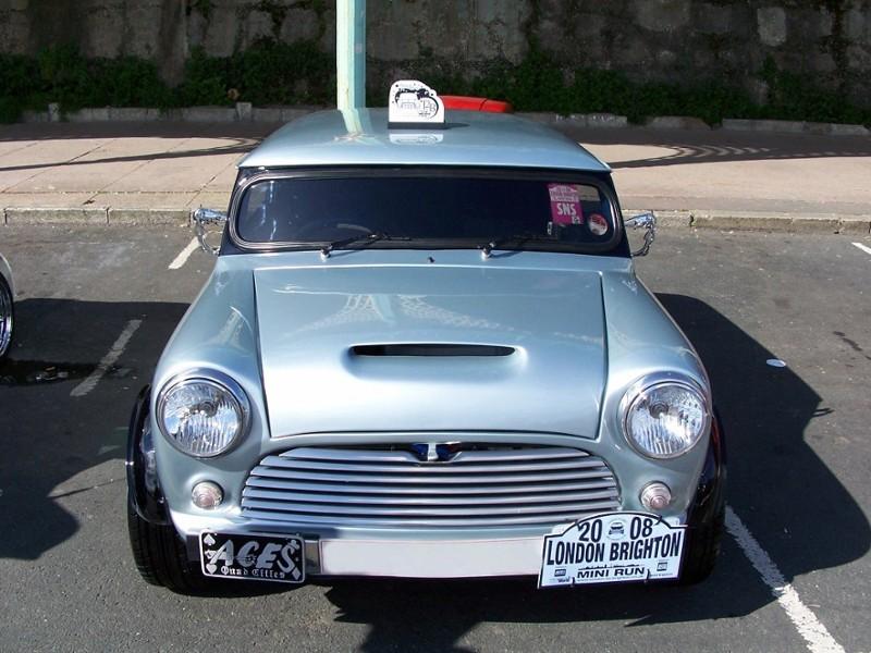 Bonnet Car