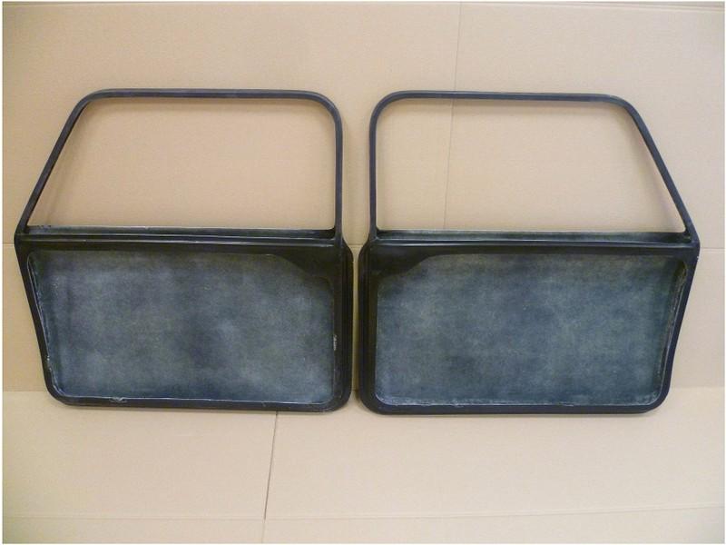 Classic Mini Mk1 Door Fiberglass Pair