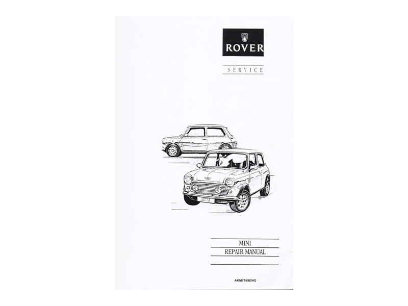 Austin mini reprint of factory rover service manua austin mini reprint of factory rover service manual with spi sciox Choice Image