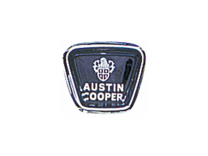 Classic Austin Mini Front Bonnet Badge Mk11