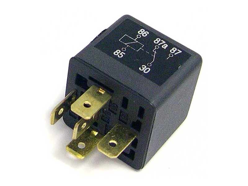 Austin Mini Relay Used For Converting Cars From Spi To Su Carb
