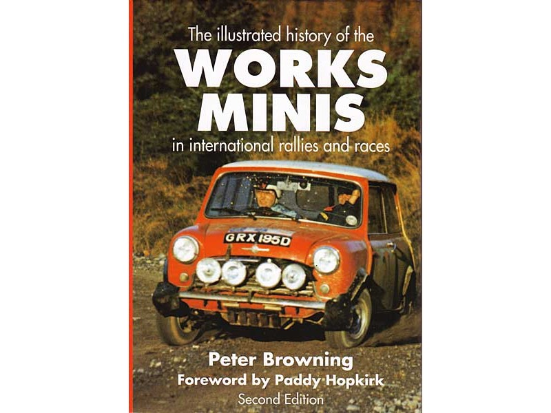 Illustrated History Of The Works Mini (browning/haynes)