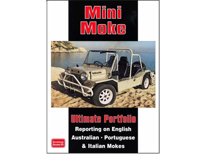 Mini Moke Ultimate Portfolio By R.m. Clarke