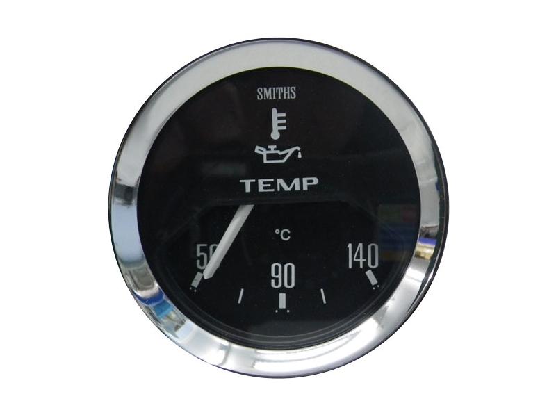 Classic Mini Smiths Oil Temp Gauge Electric