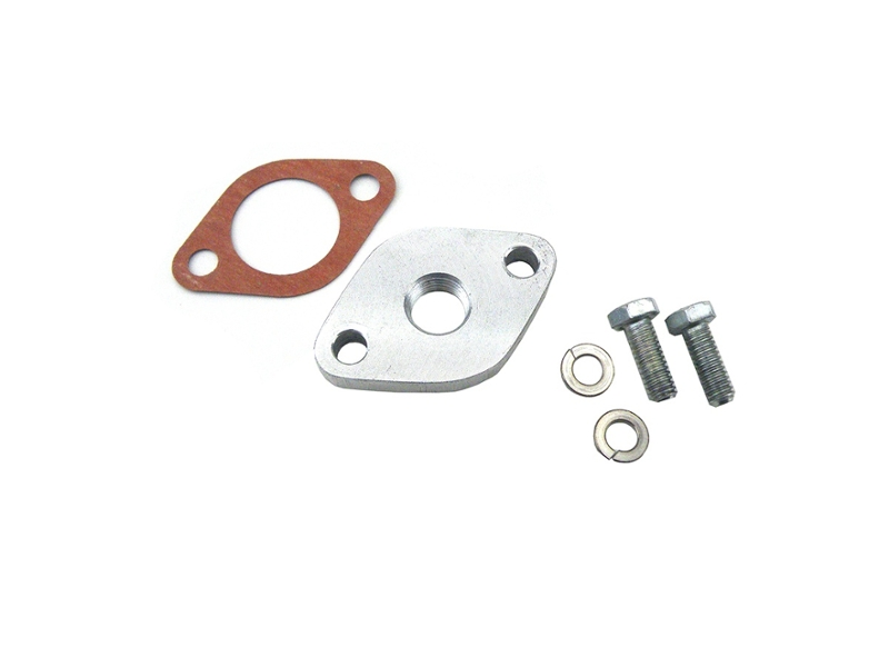 Austin Mini Flywheel Housing Breather Plate & Gasket Kit