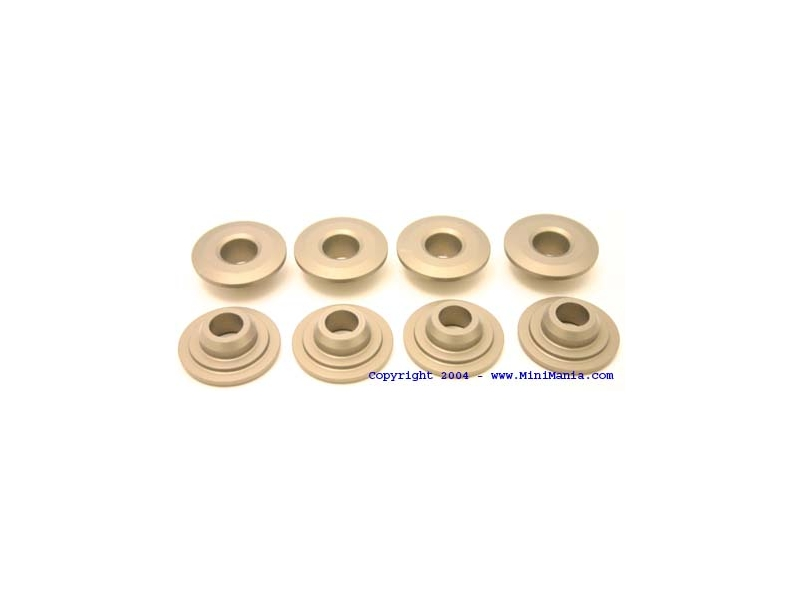Set Of Alloy Top Valve Spring Retainers Caps