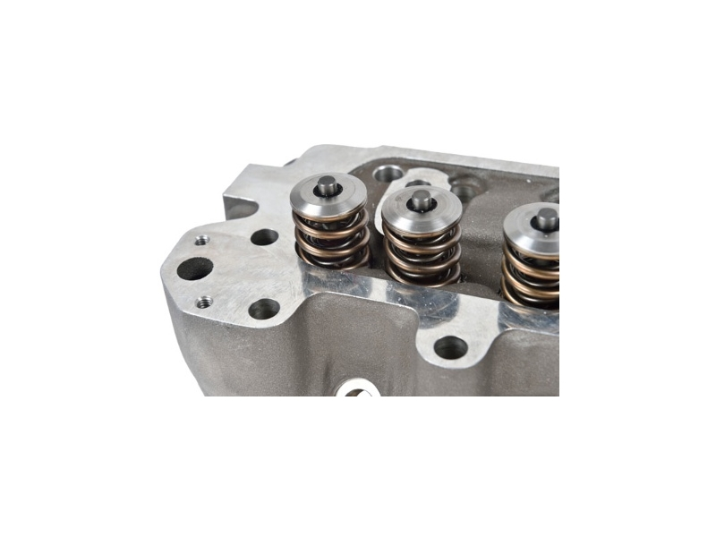 Aluminum Alloy 5-port Unleaded Cylinder Head, Road Race & Rally