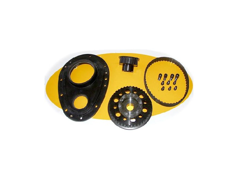 Camshaft Timming Belt Drive Kit With Plastic Housing
