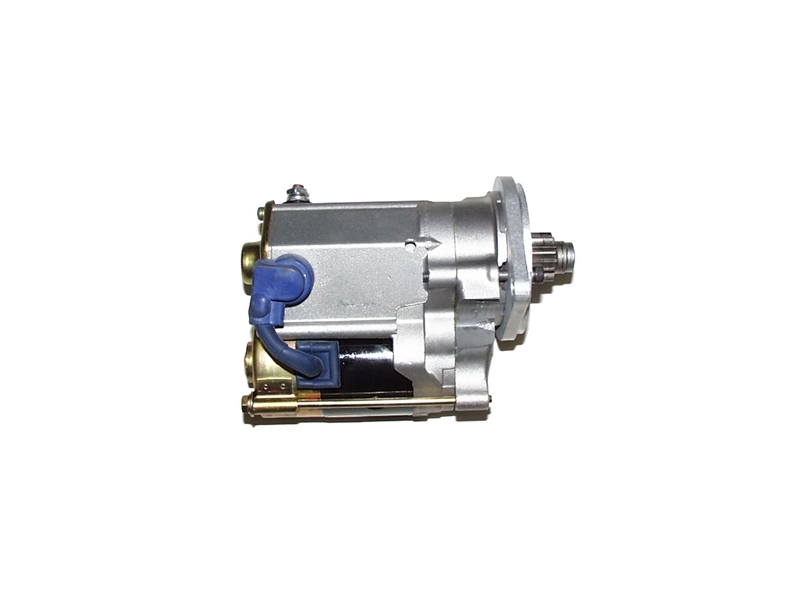 Classic mini high torque gear reduction starter mo for Gear reduction starter motor