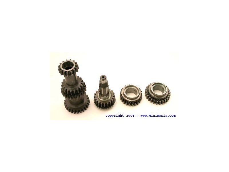 Straight Cut Close Ratio Gearset A+ Mini & Mini Cooper S