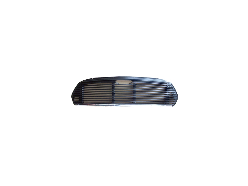 Classic Austin Mini Grille Black Will Fit 1967 And Later