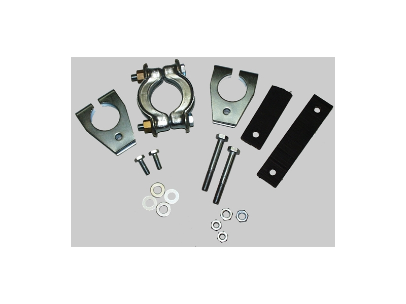 Exhaust Fitting Kit For , Morris Minor