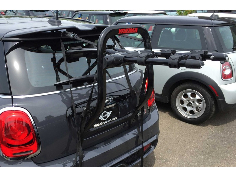 Yakima Halfback2 2-Trunk Mount Bike Rack Mini Cooper R50 R53 R56 F55 F56 F60 R61 F54