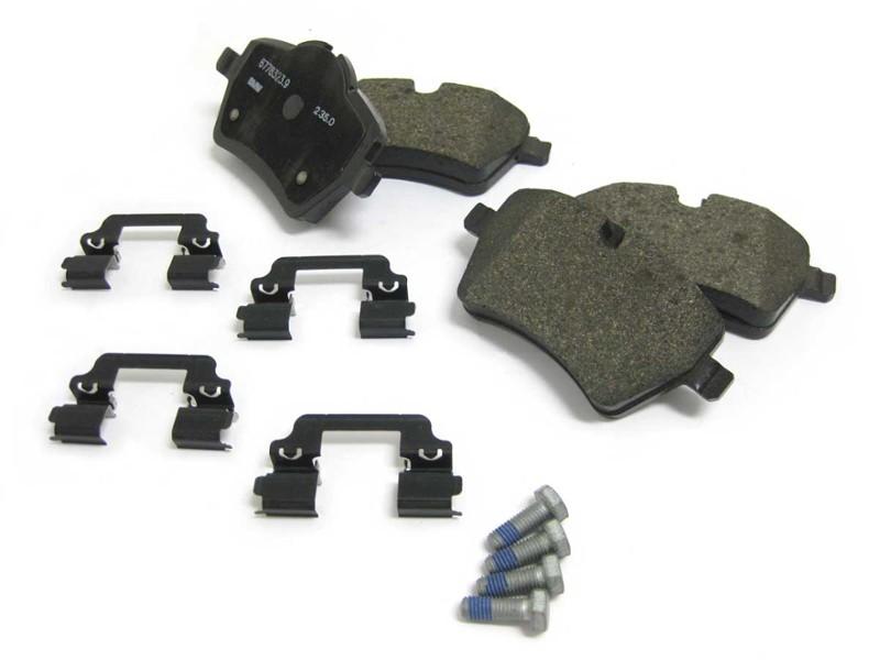 mini cooper s brake pads value line gen2 r60 r61. Black Bedroom Furniture Sets. Home Design Ideas