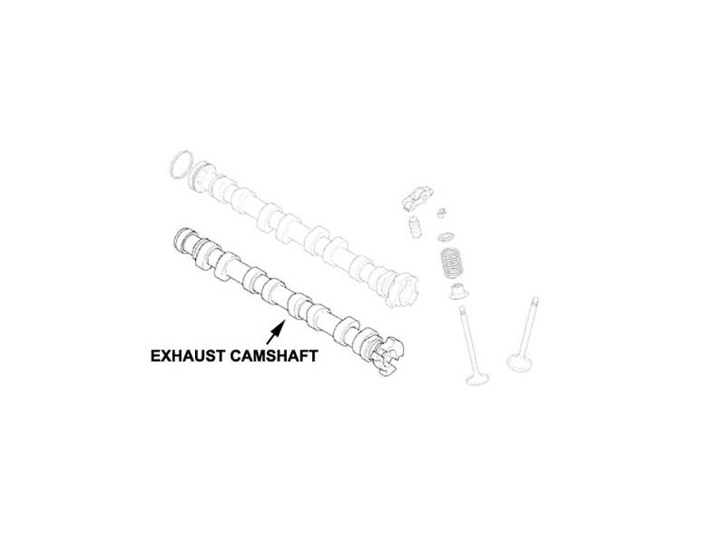 Mini Cooper Exhaust Camshaft N14 Oem R55 R57 Coope